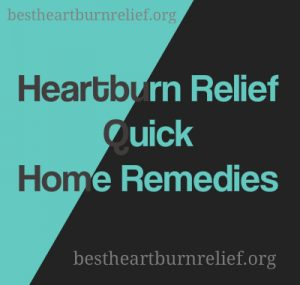 Heartburn Relief